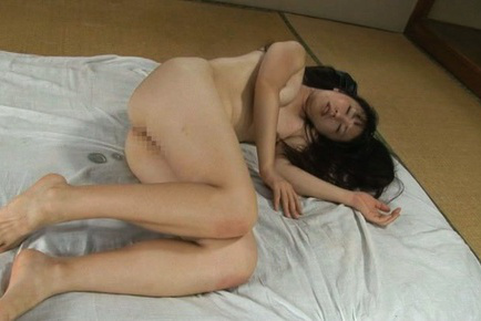Sayoko. Sweetie Sayoko gets creampied and fingered like a slut